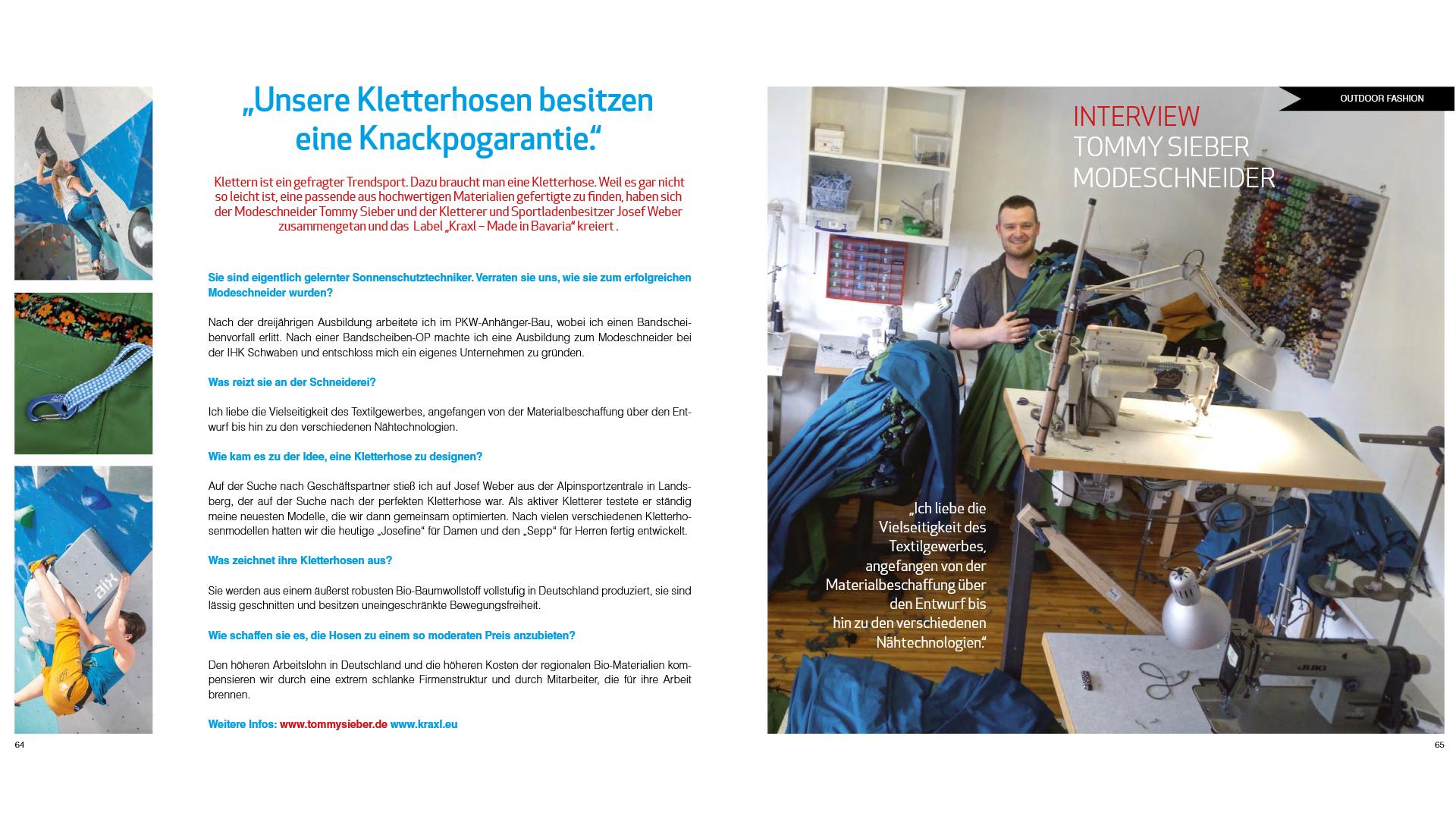 Föhn Magazin Sommer 2019