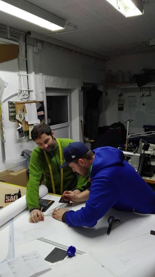 Kraxl Schneiderei Josef und Tommy, Produziert in Bayern, Produziert in Germany,  Design und Produktion in Bayern Germany, Bio regional